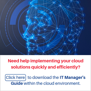 CTA buttons IT managers guide cloud