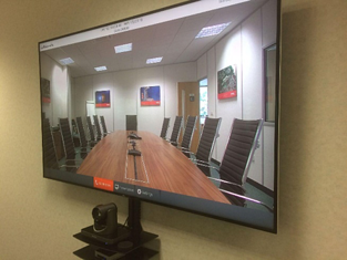 Non interactive boardroom solutions